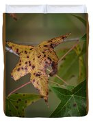 Autumn Spotted Duvet Cover