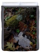 Autumn Still-life Duvet Cover