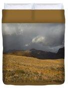Autumn Storm Duvet Cover
