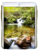 Autumn Stream Duvet Cover