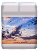 Autumn Sunrise 2 - Lyme Regis Duvet Cover
