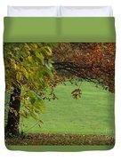 Autumn Tree 1 Duvet Cover