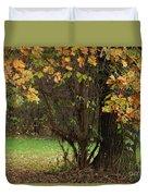 Autumn Tree 2 Duvet Cover