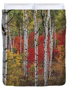 Autumn Warm Duvet Cover