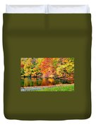 Autumn Warmth Duvet Cover