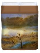 Autumn Wetlands Duvet Cover