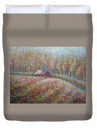 Autumn Whisper. Duvet Cover