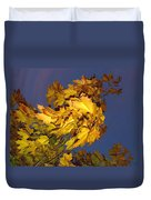 Autumn Winds Duvet Cover