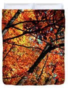 Autumn Wonder Duvet Cover