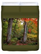 Autumn Woodland Duvet Cover