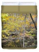 Autumn Woods 2 Duvet Cover