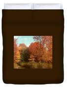 Autumn Woods Duvet Cover