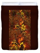 Autumnal Glow Duvet Cover
