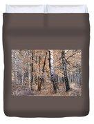 Autumnal Lightness Duvet Cover