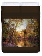 Autumnal Tones 2 Duvet Cover