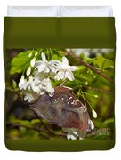 Autumnleaf Butterfly Duvet Cover