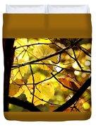 Autumn's Revelry Duvet Cover