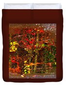 Autumns Looking Glass 2 Duvet Cover