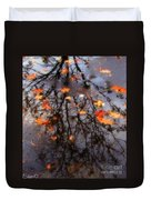 Autumns Looking Glass 3 Duvet Cover