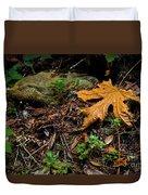 Autumn's Treasure Duvet Cover