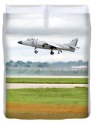Av-8 Harrier Duvet Cover