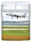 Av-8 Harrier Duvet Cover