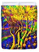 Avatar Forest - Pa Duvet Cover