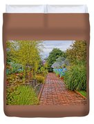 Avenue Of Dreams 5 Duvet Cover