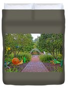 Avenue Of Dreams 6 Duvet Cover