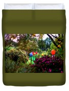 Avenue Of Dreams 7 Duvet Cover