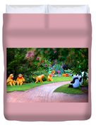 Avenue Of Dreams 9 Duvet Cover