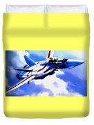 Aviation Art Catus 1 No. 1 19 H B Duvet Cover