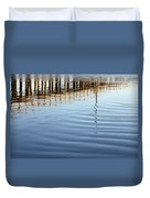 Avila Beach Pier California 1 Duvet Cover