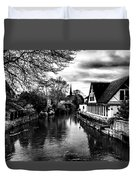 Avon Boathouse Duvet Cover