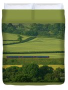 Avon Valley Sprinter  Duvet Cover