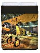 Avro 504k Duvet Cover