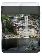 Awosting Falls In July II Duvet Cover