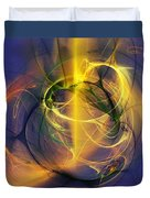 Axienty Attack-finding Lost Love Duvet Cover