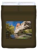 Ayres Natural Bridge Duvet Cover