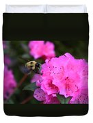 Azalea And Mr. Bumbles 05 Duvet Cover
