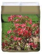 Azalea Bush 2  Duvet Cover