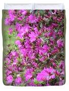 Azalea World Duvet Cover