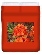 Azaleas Rhodies Art Prints Azalea Flowers Giclee Baslee Troutman Duvet Cover