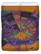 Aztec Abstract Duvet Cover
