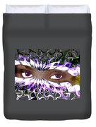 Aztec Mask Duvet Cover