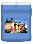 Azucenas Hotel Duvet Cover