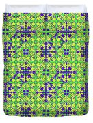 Azulejos Magic Pattern - 08 Duvet Cover