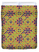 Azulejos Magic Pattern - 09 Duvet Cover