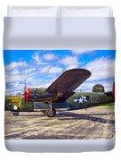 B-24 Liberator Duvet Cover