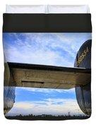 B-24j Tail  Duvet Cover